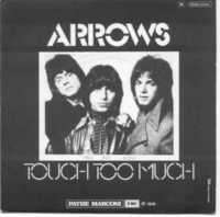 ARROWS touch too much