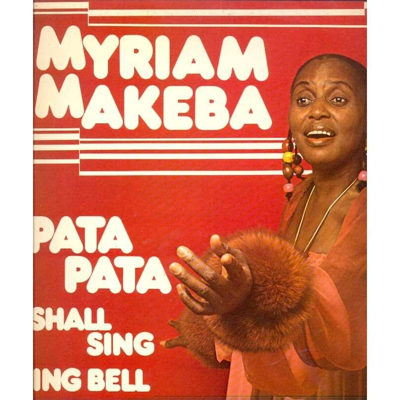 pata pata by miriam makeba lp with prenaud ref 114736503