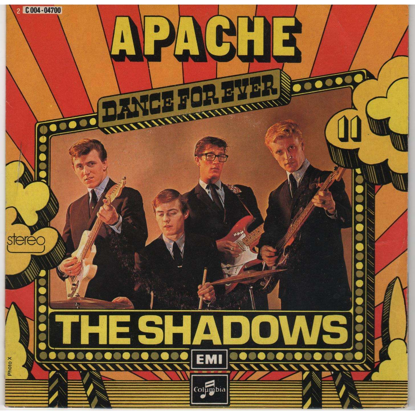 Apache By The Shadows Sp With Prenaud Ref 114788083