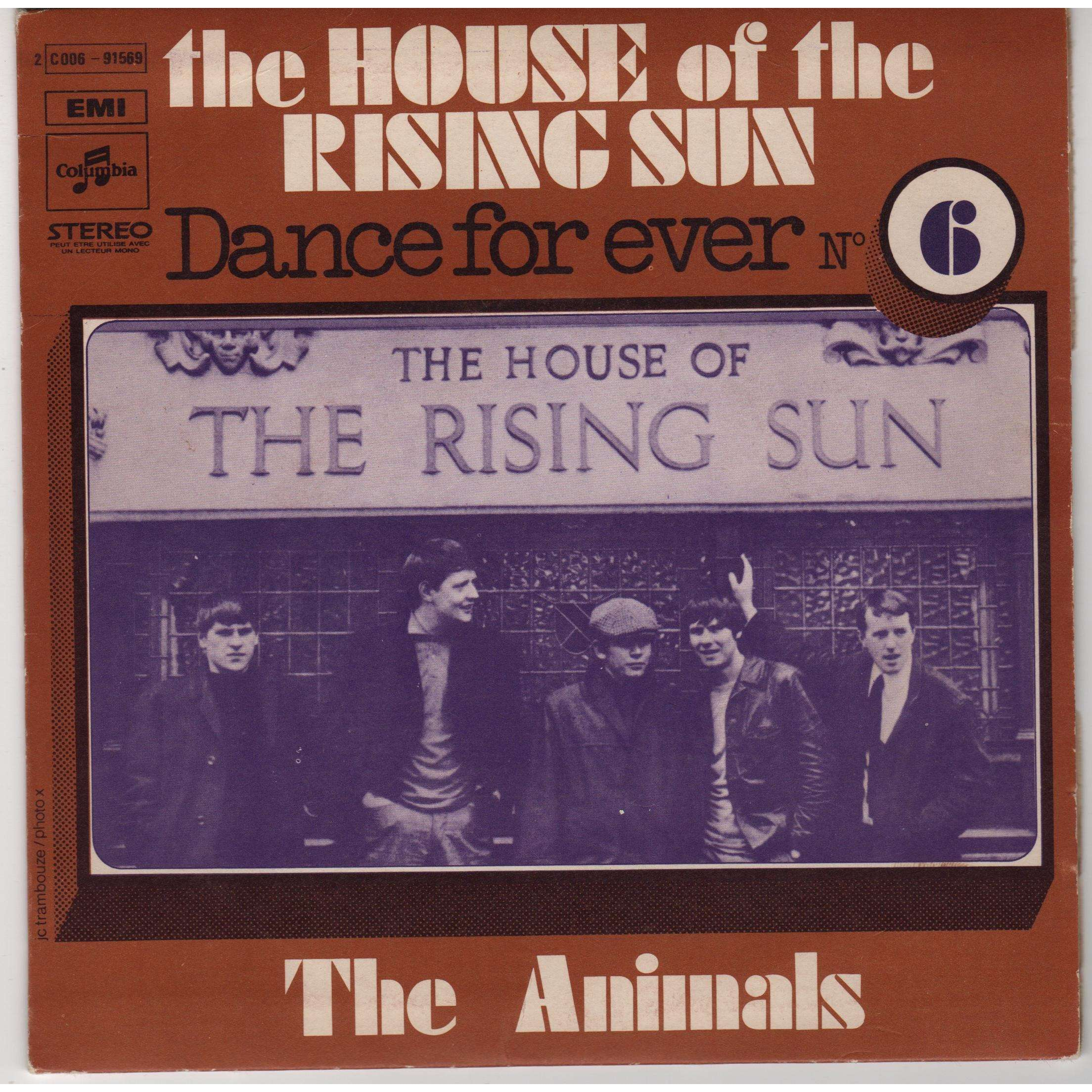 The house of the rising sun by animals sp with prenaud for The sunhouse