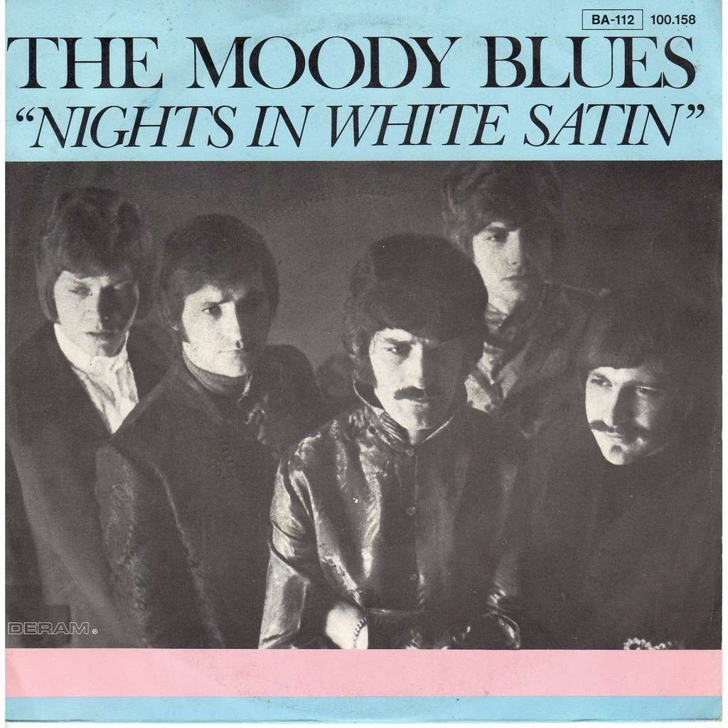 Moody Blues Nights In White Satin : nights in white satin by the moody blues sp with prenaud ref 115291502 ~ Hamham.info Haus und Dekorationen
