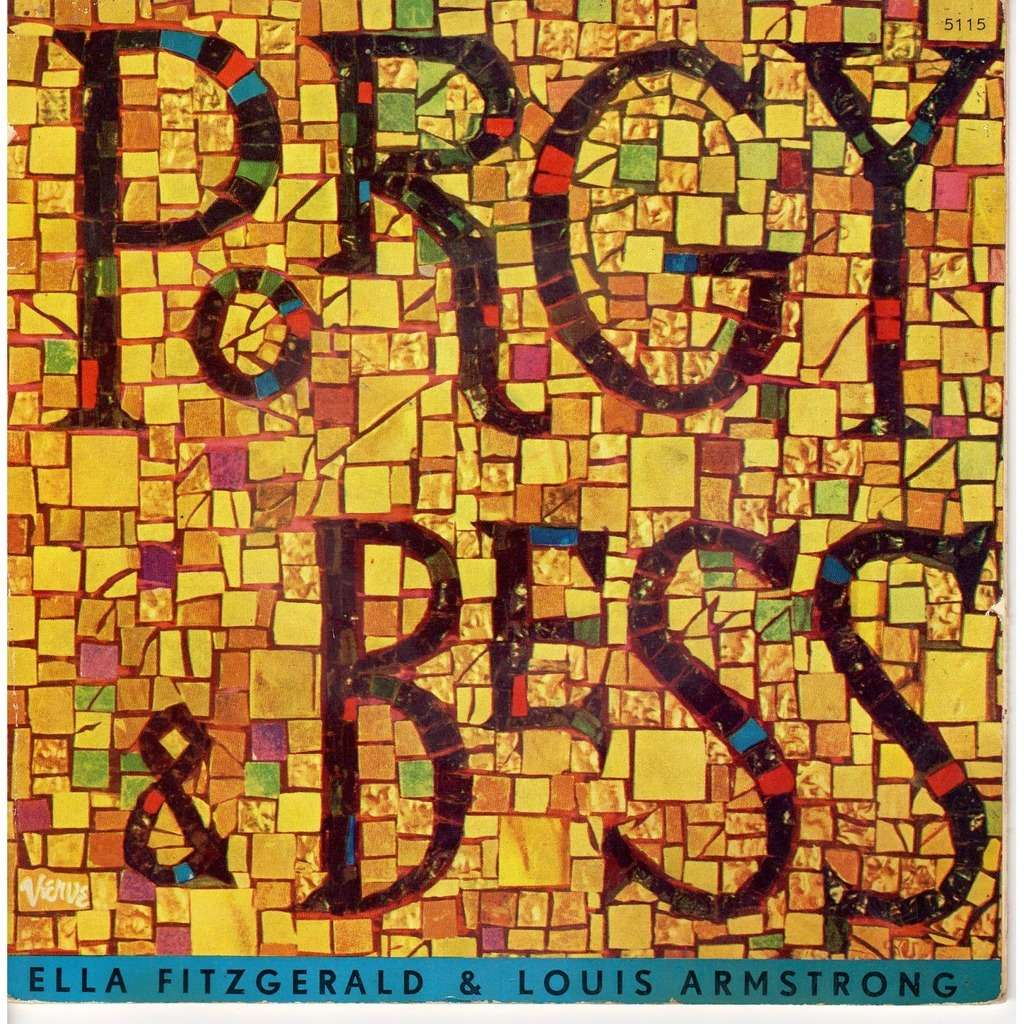Porgy And Bess By Ella Fitzgerald Louis Armstrong 7 Inch