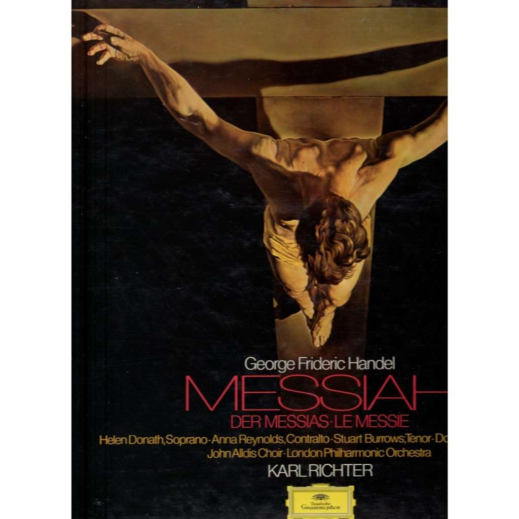 Handel Messiah Album