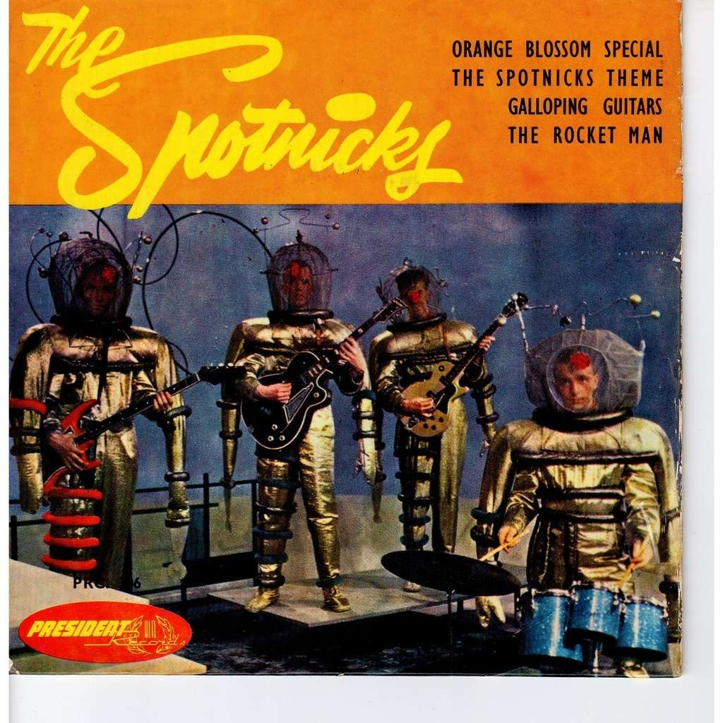 The Spotnicks - Orange Blossom Spécial - The Spotnicks' Theme