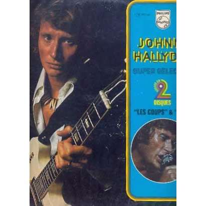 Johnny HALLYDAY LES COUPS / MAL