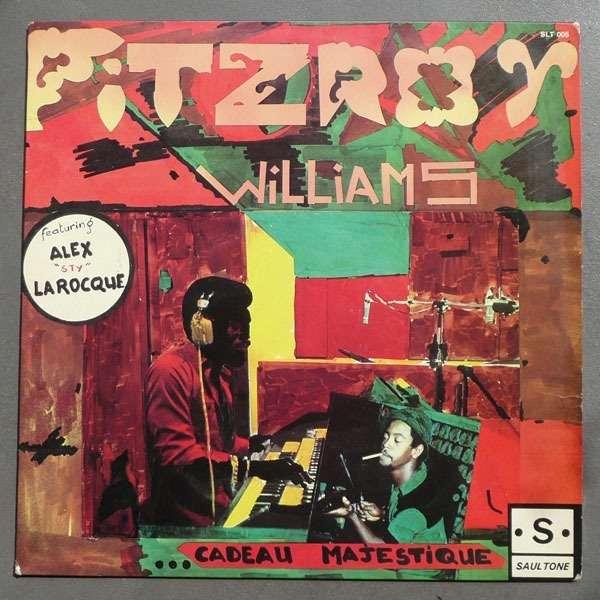 Fitzroy Williams Cadeau Majestique