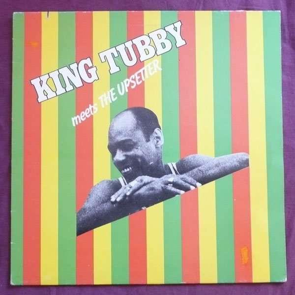upsetters meet king tubby