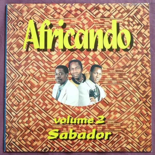 africando volume 2 sabador