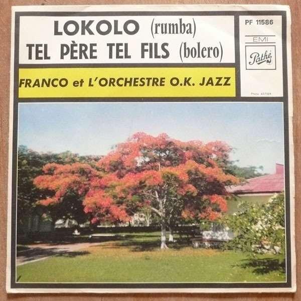 Franco Et L Orchestre OK Jazz Owawa Camp Luka