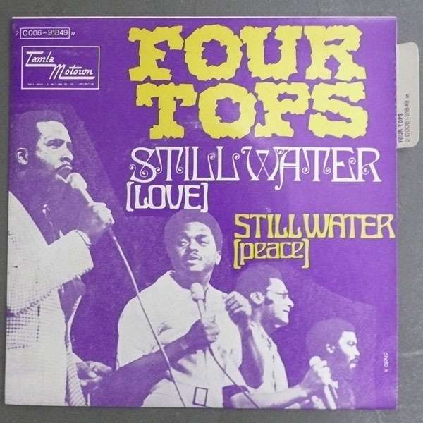 four tops still water  (love) / peace