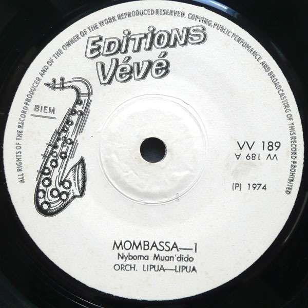 Nyboma & orchestre lipua lipua mombassa Part 1 & 2