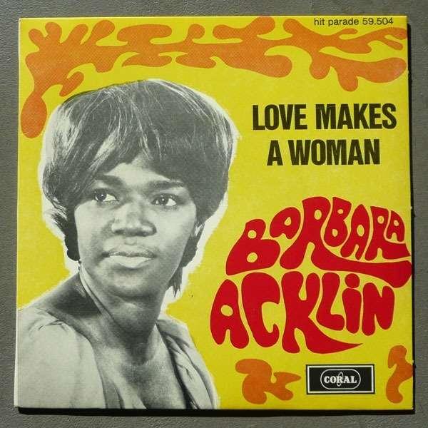 barbara acklin love makes a woman