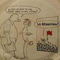 evariste et le crac la revolution / la faute a nanterre