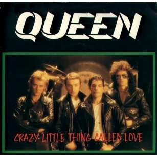 Crazy Little Thing Called Love/we Will Rock You - Queen