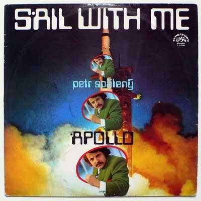 Petr Spaleny & Apollobeat Sail with me