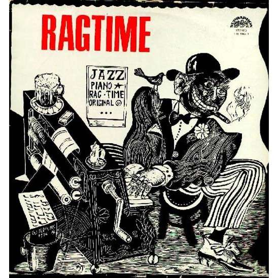 Various - Piano Ragtime Of The Teens Twenties and Thirties