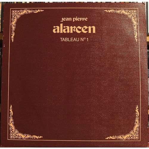 Jean-Pierre Alarcen - Tableau N°1 + Same