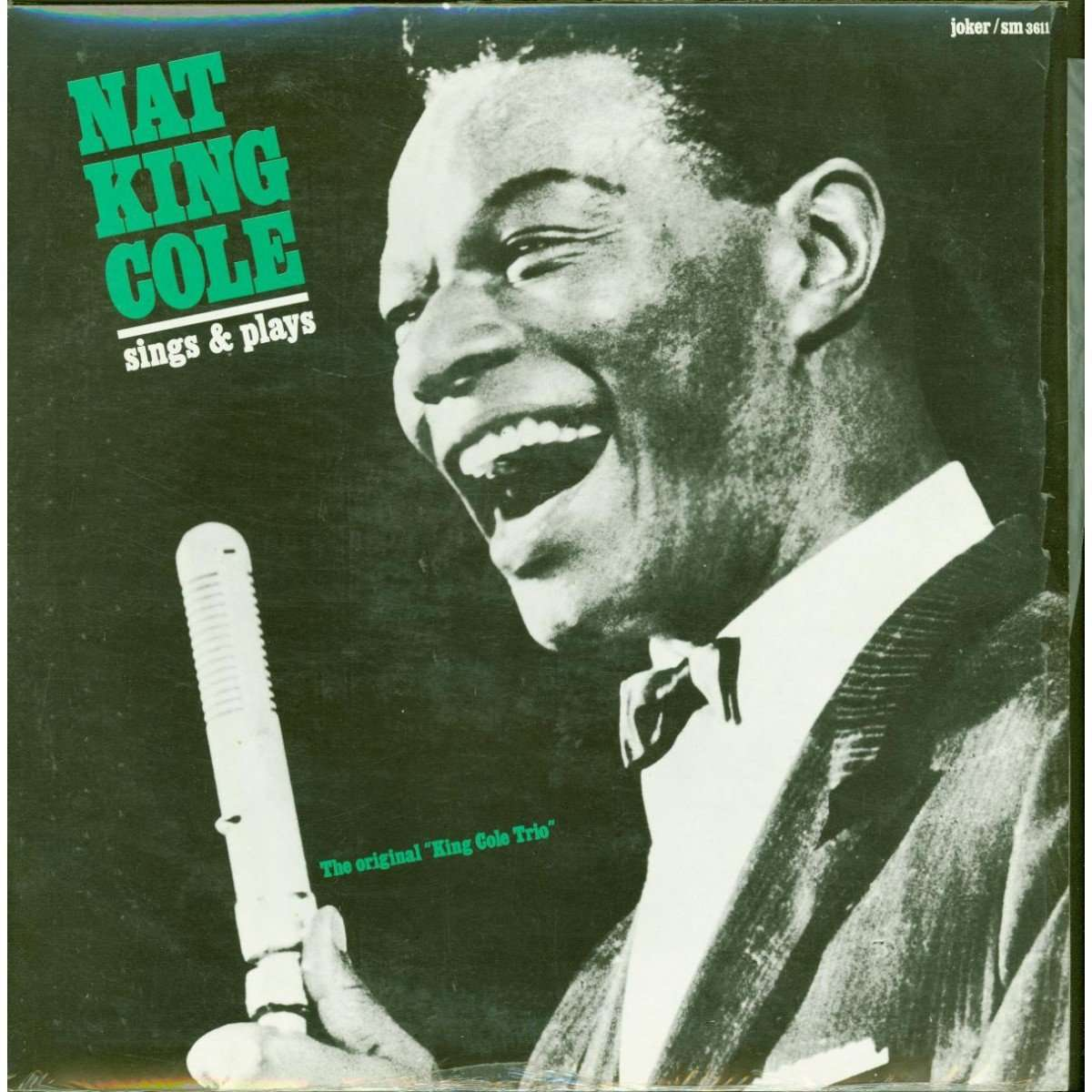Nat King Cole - Sings & Plays