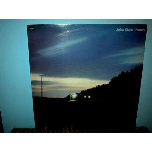 John Clark - Faces LP