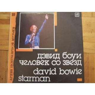 David Bowie -  vinyl records and cds