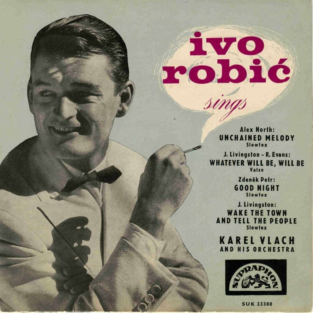 ivo robic Unchained Melody