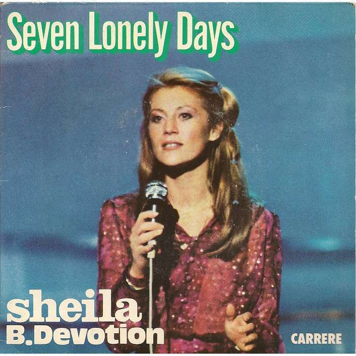 SHEILA B DEVOTION seven lonely days