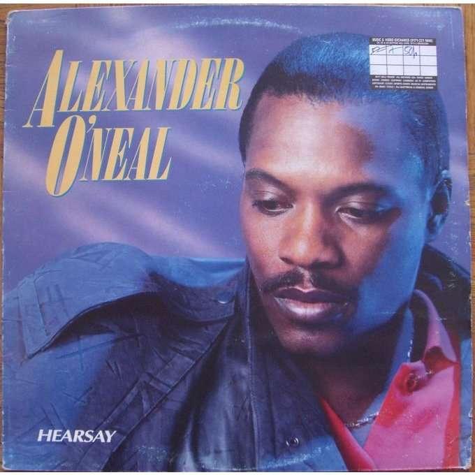 Alexander ONeal Hearsay