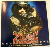 Zodiac Mindwarp and the love reaction tattooed beat messiah