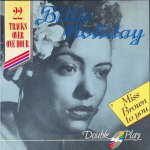 BILLIE HOLIDAY MISS BROWN TO YOU