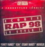 CUT KILLER Rap 98 (Écoute Le Style !)