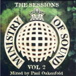VARIOUS ARTISTS mixed by paul oakenfold ministry of sound the sessions vol.2