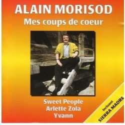 Alain morisod mes coups de coeur cd en vente sur - Les coups de coeur alain morisod ...