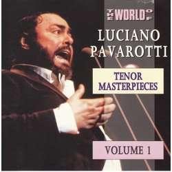 cd luciano pavarotti
