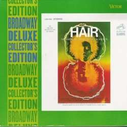 hair Various Artists - Musicals hair broadway deluxe collector's edition