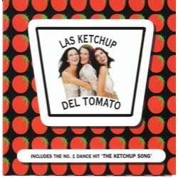 del tomato by las ketchup cd with pycvinyl ref 113683750. Black Bedroom Furniture Sets. Home Design Ideas