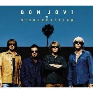 Bon Jovi Misunderstood Cd Single For Sale On Cdandlp Com