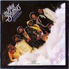 isley brothers The Heat Is On