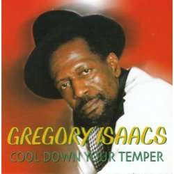 Cool Down Your Temper By Gregory Isaacs Cd With Pycvinyl