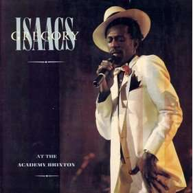 gregory isaacs At the Academy, Brixton