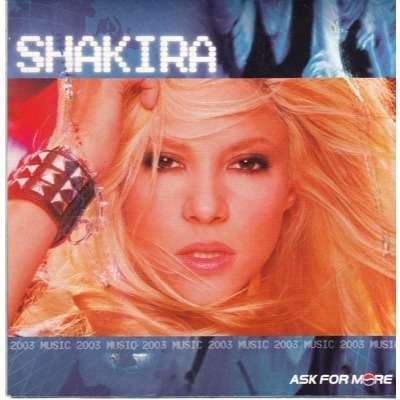 shakira Knock On My Door