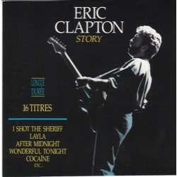 Eric Clapton Story By Eric Clapton Cd With Pycvinyl Ref