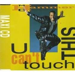 mc hammer U Can't Touch This / Dancin' Machine