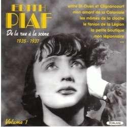 Integrale 1935 1947 Volume 1 De La Rue A La Scene De Edith