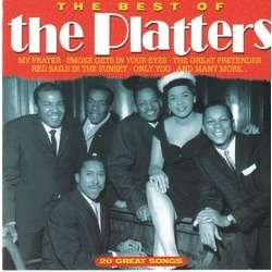 The Best Of The Platters By Platters Cd With Pycvinyl