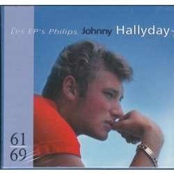 johnny hallyday les ep's philips 61-69
