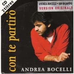 Con Te Partiro By Andrea Bocelli Cds With Pycvinyl Ref