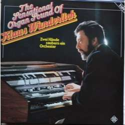 KLAUS WUNDERLICH the sensational organ sound of klaus wunderlich