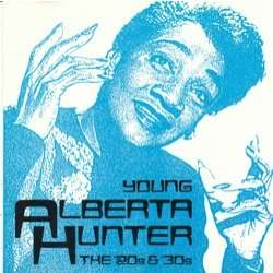 alberta hunter Young Alberta Hunter: The 20's and 30's