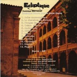 dominique barthassat Ecliptique