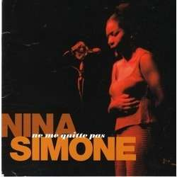 Ne Me Quitte Pas De Nina Simone Cd Chez Pycvinyl Ref